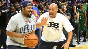 Bye, LaVar: Ice Cube wins BIG3 4-point duel