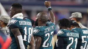 Owners can freeze out Kaepernick, but NFL's activists keep message alive