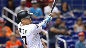 Real or not? Stanton is chasing the real home run record