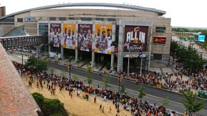Cavaliers nix plans for $140M arena makeover