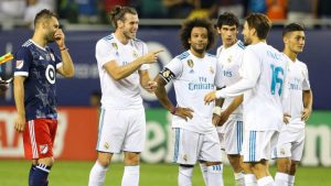 How Real Madrid used Instagram and social media to pick venues for their U.S. tour