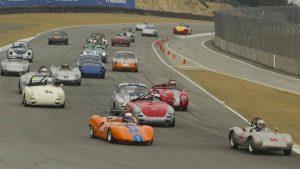 Porsche Rennsport Reunion VI returns to Mazda Raceway Laguna Seca