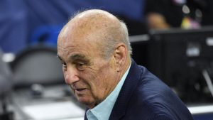 Rollie Massimino, the coach of Villanova's 1985 title team, in hospice care in Florida