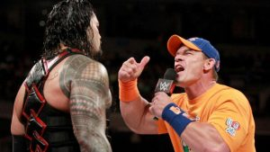 WWE Raw results, recap: John Cena, Roman Reigns square off in memorable promo