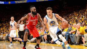 Can anyone stop Golden State? Forecasting a West champ