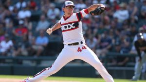 Astros acquire reliever Tyler Clippard from White Sox