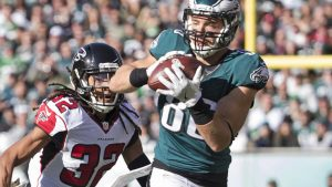 2017 Fantasy Football Draft Prep: Eagles give Fantasy owners reasons to get excited about Alshon Jeffery, Zach Ertz, and to avoid LeGarrette Blount