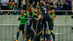 Japan reach sixth successive World Cup