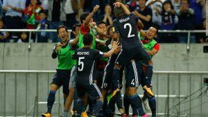 Japan reach sixth successive World Cup