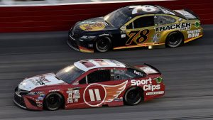Martin Truex Jr. comes up two laps short of winning NASCAR's Southern 500