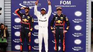 Lewis Hamilton sets new F1 pole record at Italian Grand Prix