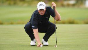 Callum Shinkwin: Englishman leads Czech Masters