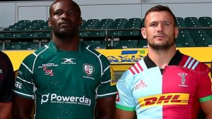 Premiership: London Irish v Harlequins