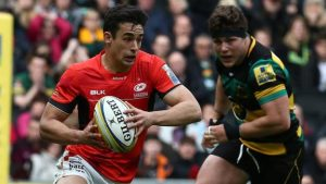 Premiership: Saracens v Northampton Saints