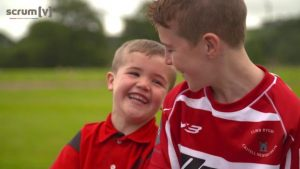 Scrum V Sunday: The boys from Newcastle Emlyn RFC decide who's best