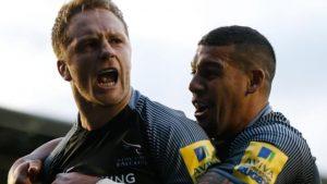Lively Newcastle punish sloppy Worcester with bonus point win