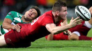 Munster brush aside Treviso
