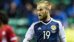 Bannan ruled out of Scotland v Malta