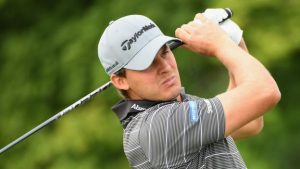 Czech Masters: Chris Hanson leads English 1-2-3 at halfway stage