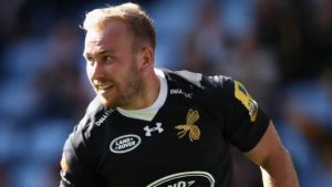 Robson scores four as Wasps beat Sale