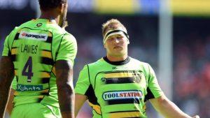 Dylan Hartley: England and Northampton captain labels Saracens loss 'humbling'