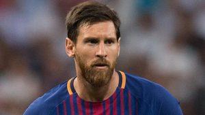 Gossip: Messi 'considering Barcelona future'