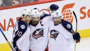 Blue Jackets lock up Wennberg for 6 years