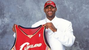 Pelton mail: How early could LeBron have been the No. 1 pick?