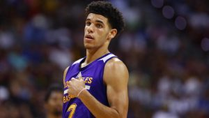 Rapper Lil B threatens to curse Lakers' Lonzo Ball for his hip-hop hot takes