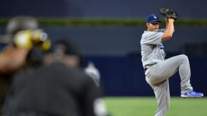 Clayton Kershaw returns from back injury, shows Dodgers what they want to see