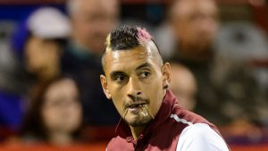 Kyrgios quits mid match despite finding his 'purpose'