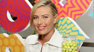Maria Sharapova to give Sugarpova profits to Puerto Rico