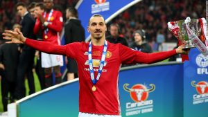 Zlatan is the baddest man in football