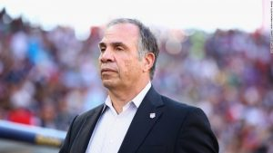 USMNT coach resigns after World Cup humiliation