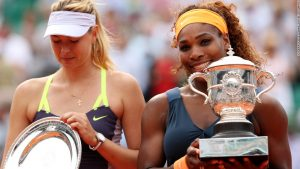 Maria Sharapova: Serena Williams 'owned me'