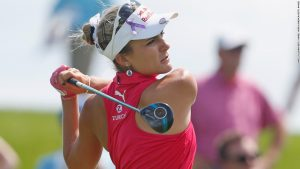 Lexi Thompson's 'addiction' to training