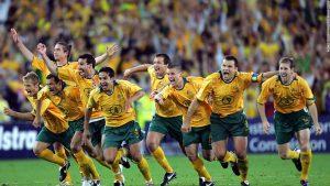 Australia becoming a football nation