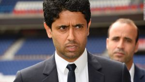 PSG's Qatari chairman faces World Cup TV rights 'bribery' probe