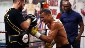 Inside a boxer's 'warrior' mentality