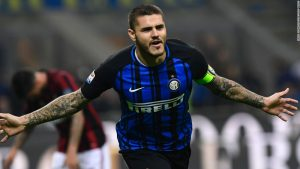 Icardi secures Inter bragging rights in Milan derby