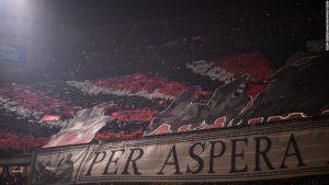 Milan's Derby della Madonnina