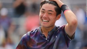 Could Wu Yibing become China's first big male tennis star?