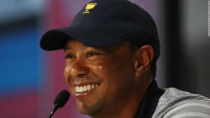 Tiger Woods gets green light to step up recovery
