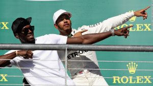 F1: Lewis Hamilton sprints to victory at US Grand Prix