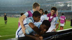 England win Under-17 World Cup final