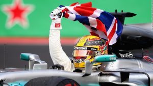 Hamilton 'comes of age' to join F1 greats