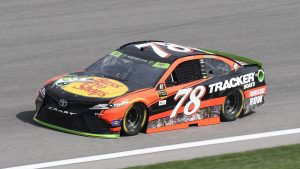 Martin Truex Jr. wins NASCAR pole–and more–at Kansas Speedway