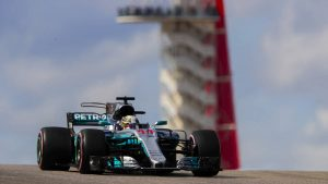 Lewis Hamilton one step closer to title after winning pole for F1 US Grand Prix