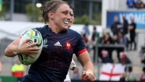 Tyrrells Premier 15s: France captain Gaelle Mignot's move to Richmond Ladies marks 'new era'