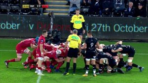 Scrum V Pro14 highlights: Ospreys 18-19 Scarlets